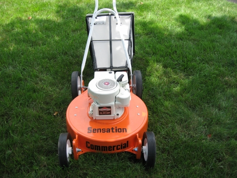Sensation Mowers Com